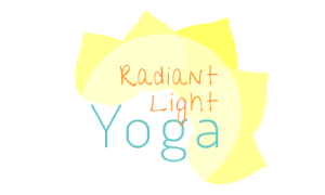 Radiant Light Yoga website